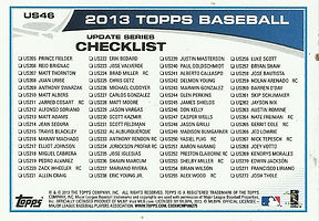 Topps Checklists