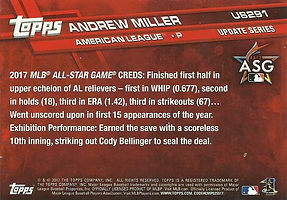Topps Andrew Miller