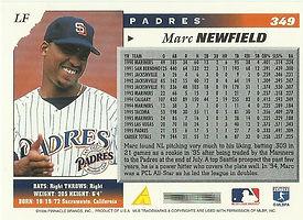 Score Marc Newfield