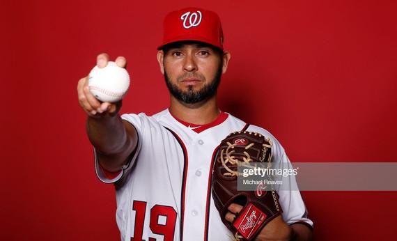 Anibal Sanchez, Nationals