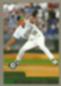 Topps Kevin Appier
