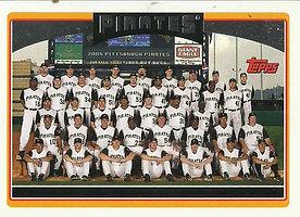 Topps Pittsburgh Pirates