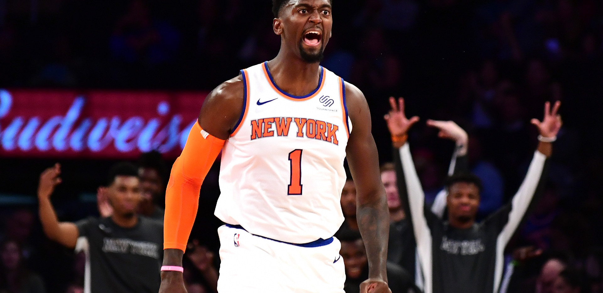 Bobby Portis, Knicks to Bucks