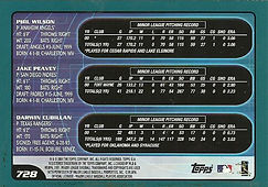 2001 Topps Propects
