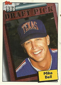 Topps Mike Bell