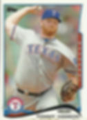 Topps Tommy Hanson