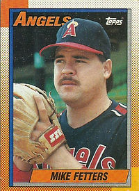 Topps Mike Fetters