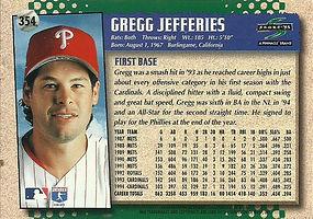 Score Gregg Jefferies
