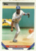 Topps Eric Young