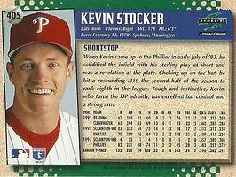Score Kevin Stocker