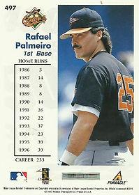 Score Rafael Palmeiro