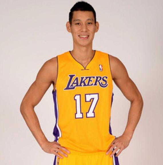 Jeremy Lin, Lakers