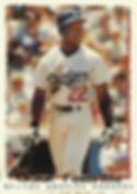 Topps Chad Fonville