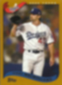 Topps Terry Mullholland