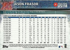 Topps Jason Frasor