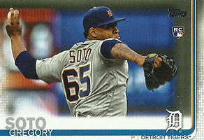 Topps Gregory Soto