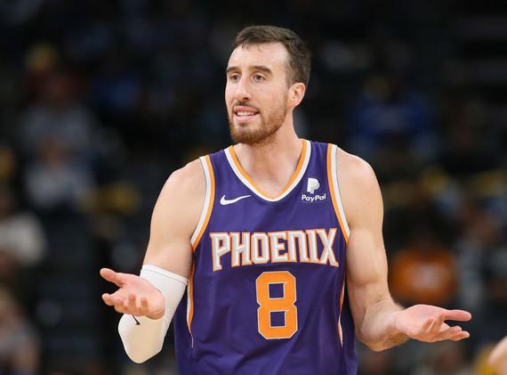 Frank Kaminsky, Suns to Kings