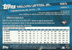 Topps Melvin Upton Jr.