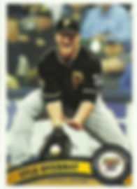 Topps Lyle Overbay