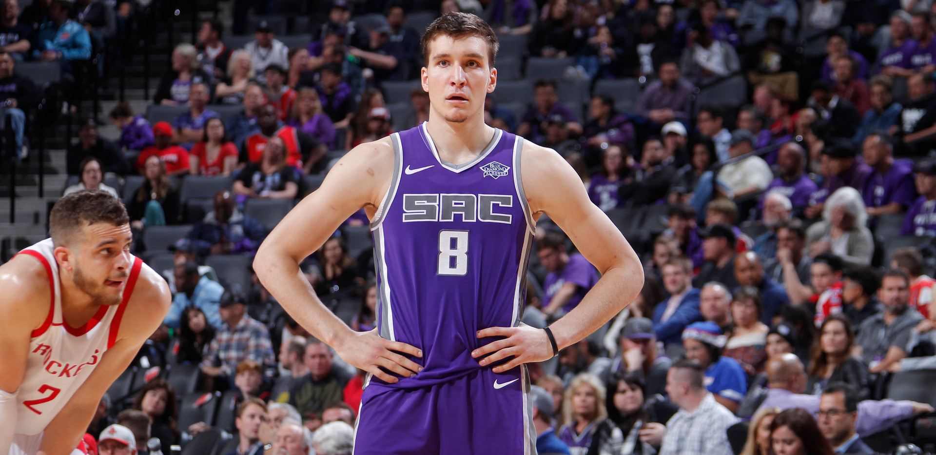 Bogdan Bogdanovic, Kings to Hawks