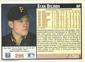 Score Stan Belinda