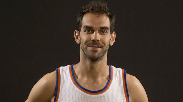 Jose Calderon, Knicks