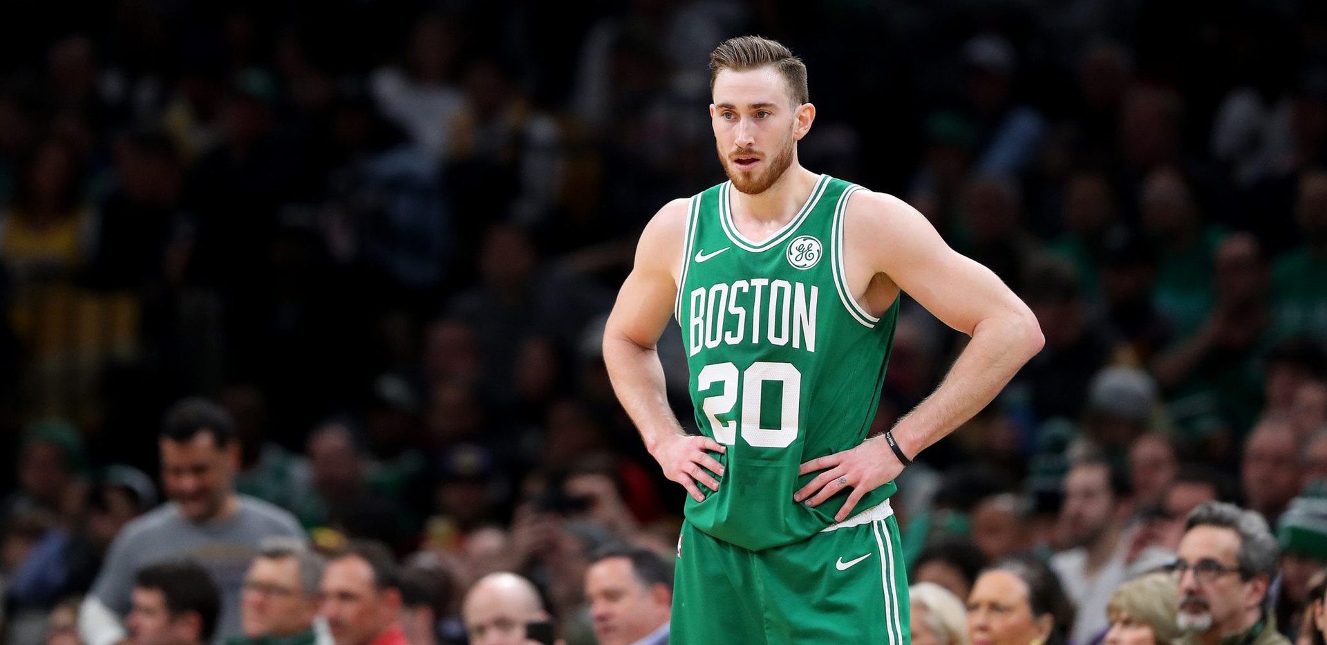 Gordon Hayward, Celtics to Hornets