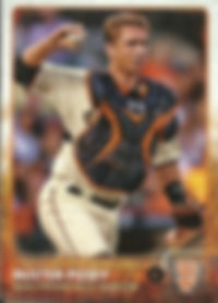 Topps Buster Posey