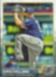 Topps Greg Holland