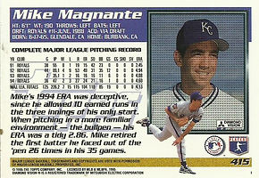 Topps Mike Magnante