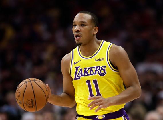 Avery Bradley, Lakers to Heat