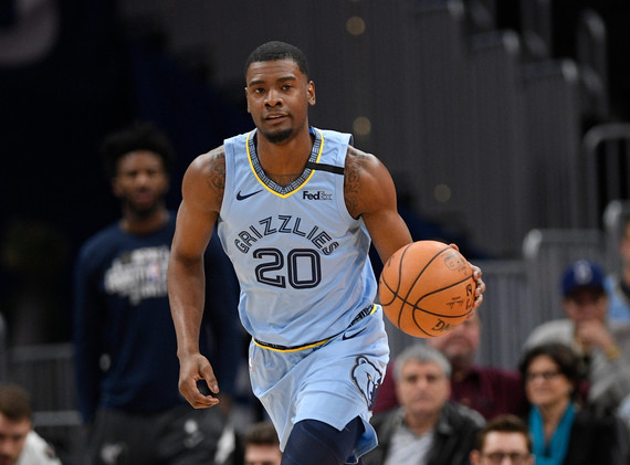 Josh Jackson, Grizzlies to Pistons
