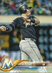 Topps Justin Bour