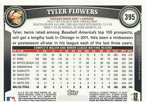 Topps Tyler Flowers