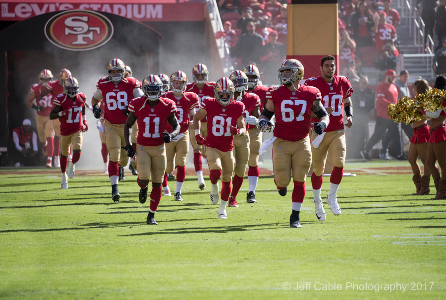 2017 49ers: 16 Plays From 2017 I'll Remember
