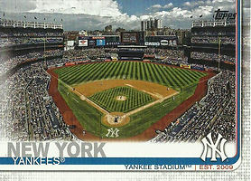 Topps New York Yankees