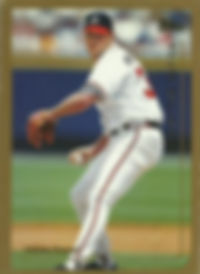 Topps Kevin Millwood