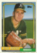 Topps Mike Moore
