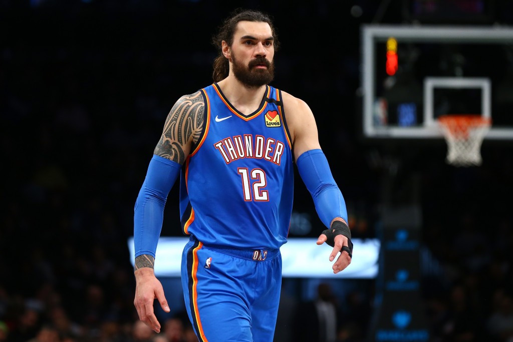 Steven Adams, Thunder to Pelicans