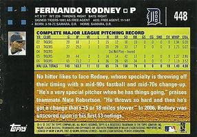 Topps Fernando Rodney