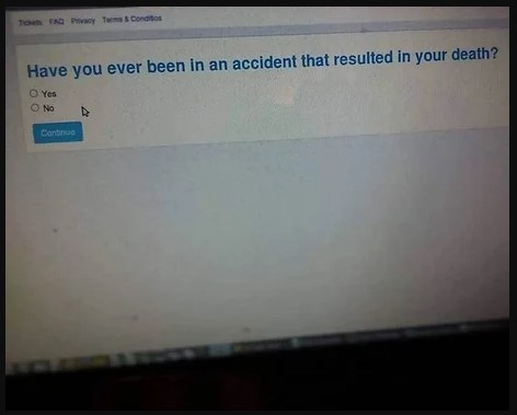 Yes I have. Hiking accident in 2015. Tough to find a shelter that A) accepted zombies, and B) had WiFi.