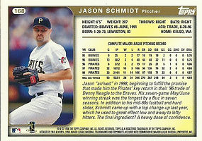 Topps Jason Schmidt
