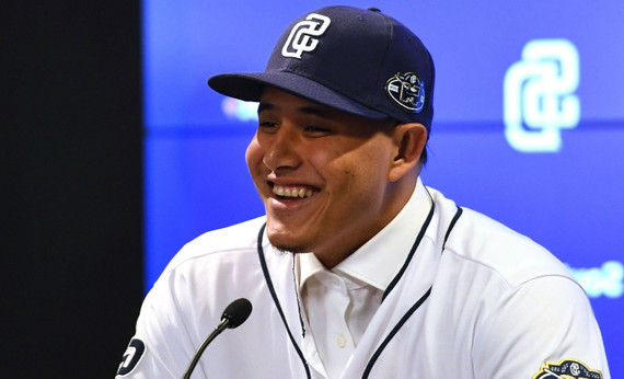 Manny Machado, Padres
