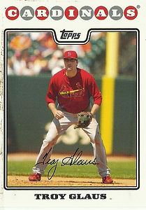 Topps Troy Glaus
