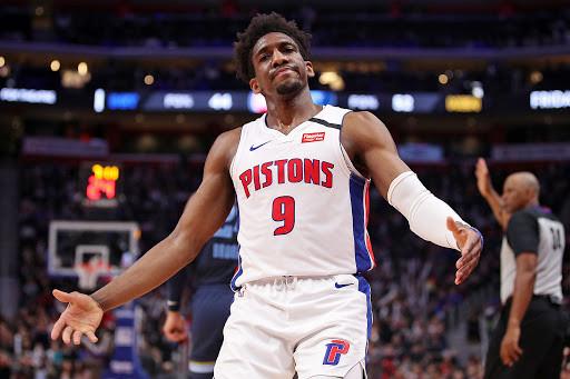 Langston Galloway, Pistons to Suns