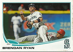 Topps Brendan Ryan
