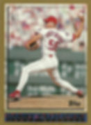 Topps Danny Patterson