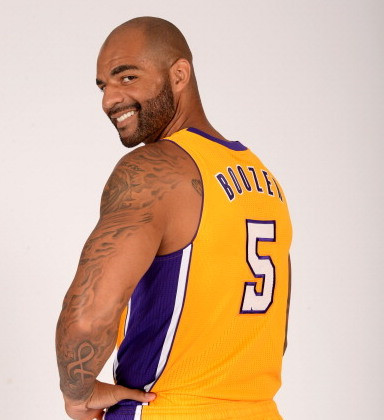 Carlos Boozer, Lakers