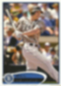 Topps Will Venable