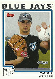 Topps Ted Lilly